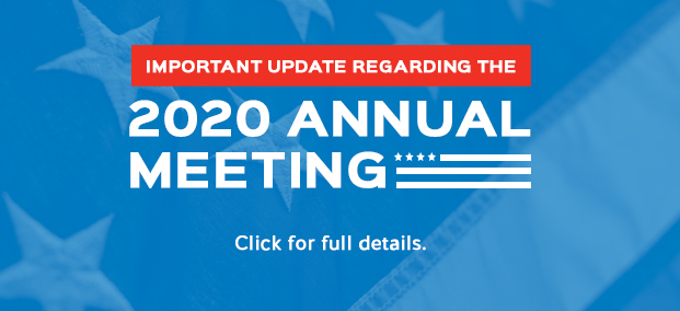 IMPORTANT UPDATE regarding the 2020 Annual Meeting